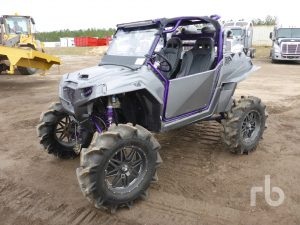 Purple People Eater Can Am RZR 900